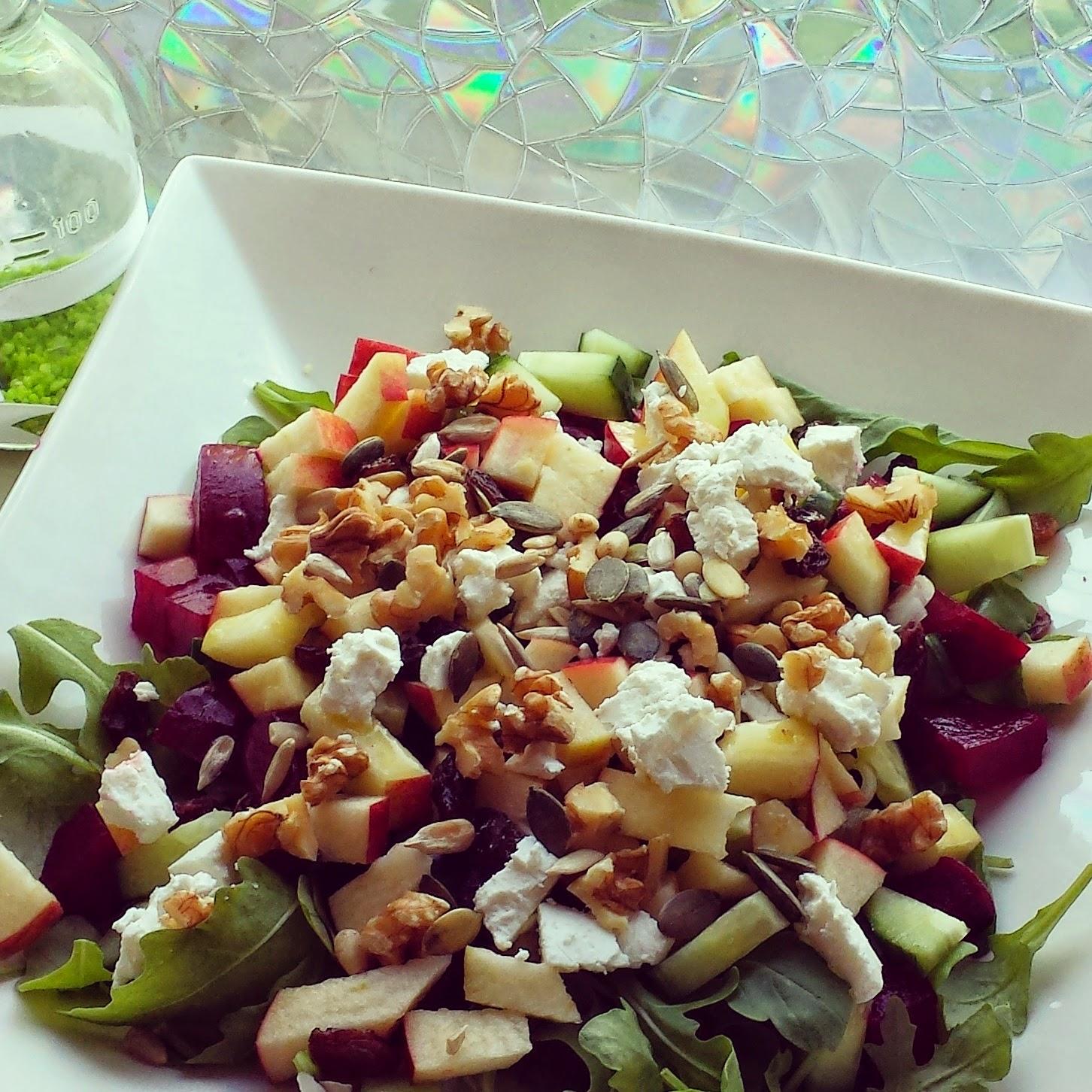 bietjes salade
