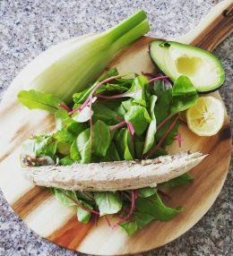 Makreel-Salade