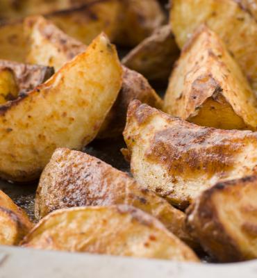 cajun aardappelen
