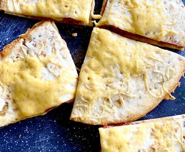 Tortilla-tostis