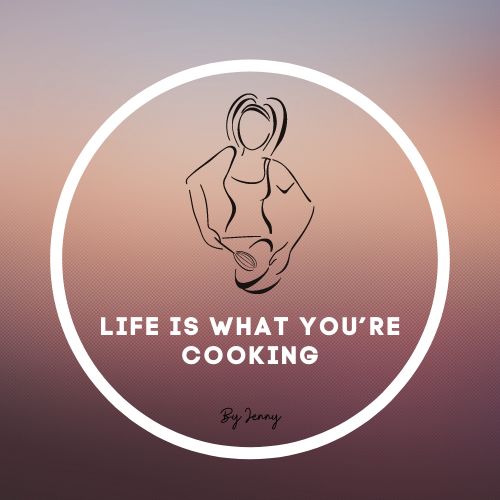 Life is what you're cooking