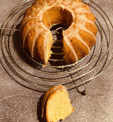 cake met amandelspijs