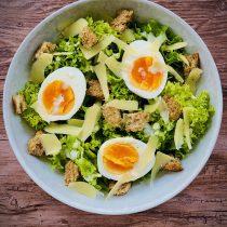 Snelle Caesar Salad